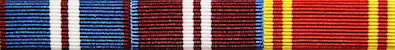 Golden Jubilee, Diamond Jubilee and Long Service Ribbon